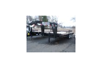C&B - Model 20 14K - Gooseneck Flatbed Trailer