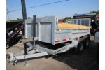 Advantage - Model GDTC614T7 - 7Ton Dump Trailer