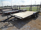 Big Tex - Model 14TL-20 - Tilt Trailers