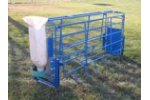 Durebol Flip-Bar Farrowing Crate