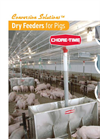 CHORE-TIME - Model 4 - Dry Pig Feeding Systems Brochure