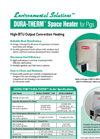 DURA-THERM - Space Heater Brochure