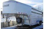 Cimarron - Model Lonestar - LIvestock Trailer