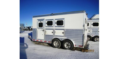 Bloomer - Model TBH 1057u - Horse Trailer