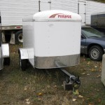 Mirage  - Model 4×6 X-Cel  - Enclosed Trailers
