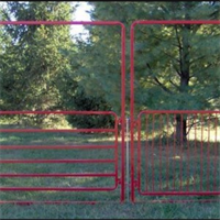 Model 400-Series - Walk-Through Gate