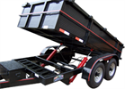 Tramp Axle Dump Trailers