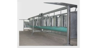 TM Bauman - Model SHX - Rapid Exit Pivoting Head Rail Parlour