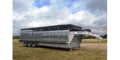 Bar Top Livestock Trailers