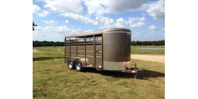 Bumper Pull Livestock Trailers