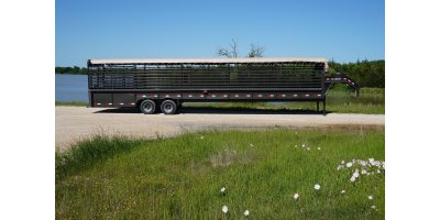 Groundload Livestock Trailers