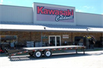Kawasaki - Model Big Tex 14GN 20' - Dump Trailer