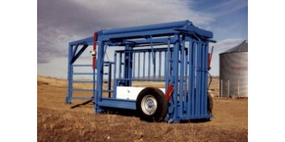 Rockshaft Cattle Trailer Scale
