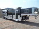 Elite - Model 13'8 - 4 Horse Living Quarters