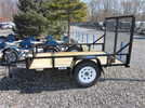 TWF MFG - Model 508SA 2K #2572 - Utility Trailers