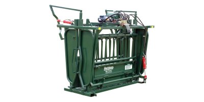 Big Valley - Model HMD, 2 HP - 115V/230V - Squeeze Chute with Hydraulic Floor