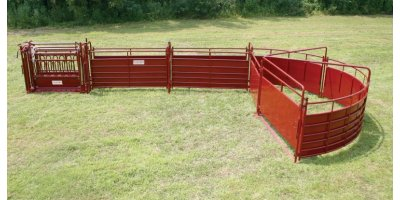 Sheeted Sweep System for Cattle