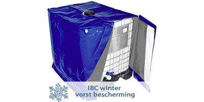 FrankBerg - Model IBC-J70i - IBC Container Tote Winter Frost Protection / Outdoor IBC Heating Jacket