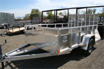 C&B - Model 6X10 - Outback Utility Trailer
