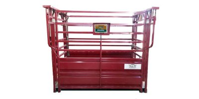 B and B Scales - Single Animal Weighcage