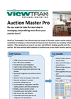 Auction Master Pro - Livestock Auction Market Software Solutions - Brochure