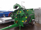McHale - Model C460 - Straw Bedder