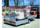 Ifor Williams - Model LM Series - Flatbed (Commercial) Trailer