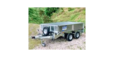 Ifor Williams - Model LT SERIES - Flatbed (Commercial) Trailer