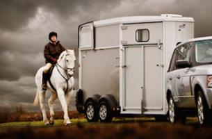 Model HB511 - Horsebox Trailer