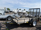 Big Tex - Model 30SA-08AB4RG - Utility Trailer