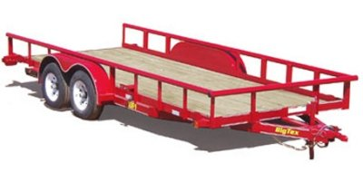 Big Tex - Model 10PI - Tandem Axle Trailer