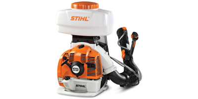 STIHL - Model SR 450 - Powerful Backpack Sprayer and Duster