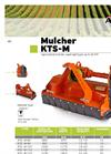 ACKER - KTS-M - Agricultural Mulcher - Brochure