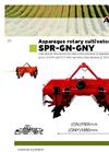 ACKER - SPR-GN-GNY - Asparagus Rotary Cultivator - Brochure