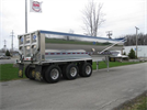 MAC - Aluminum End Dump Trailer