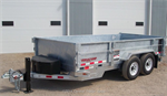 Midsota - Model HV-14 - Dump Trailer