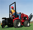 Toro Pro Sneak - Model 360 - Vibratory Plow