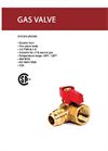 Gas Valves Brochure