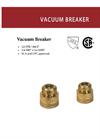 Vacuum Breaker Brochure