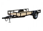 Maxey - Angle Utility Trailer