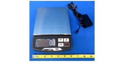 Model 500g Capacity - Digital Scale, Eliminates Sample Moving During Crop Moisture Testing