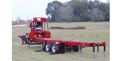 Model HD3238 - Hydraulic Portable Sawmill