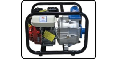 Honda - Model 6 HP - Portable Water Pumps