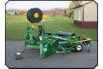 Rain-Flo - Model 2600 Series II - Raised Bed Plastic Mulch Layer