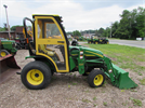 John Deere - Model 4115 HST - Pittsfield Lawn & Tractor