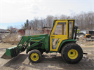 John Deere - Model 4300 HST - Pittsfield Lawn & Tractor