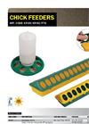 Model F7G - Chick Feeder Brochure