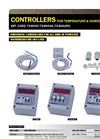 Model TS-8000 - Digital Thermostat Brochure