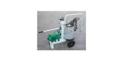 AM/T115 - AM/TC115 - Portable Milking Machines & Bucket System