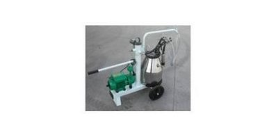 Model AM/T116 - AM/TC116 - Portable Milking Machine